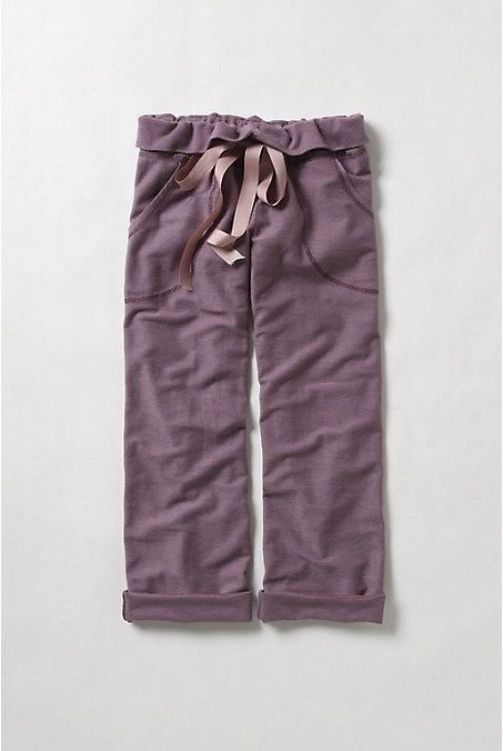 [Breakfast in Bed Pants by Anthropologie]