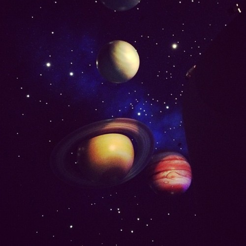 #space (Instagramで撮影)