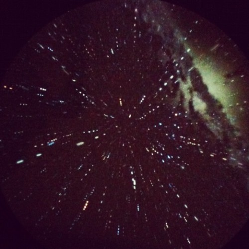 #Space the final frontier (Taken with Instagram at Beyond Planet Earth Exhibit At AMNH)