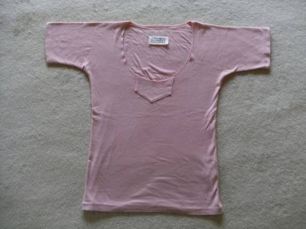 メゾンマルタンマルジェラ X-WIDE NECK イタリア製 size:M extra wide neck t-shirt with cut-off single pocket (sz m) • martin margiela30,000 円