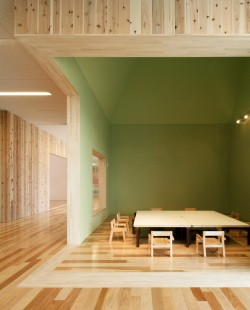 zachbalbino:  The Leimond Nursery School / Archivision Hirotani Studio