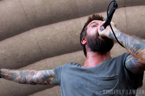 Every Time I Die @ Vans Warped Tour 2012 on Flickr.