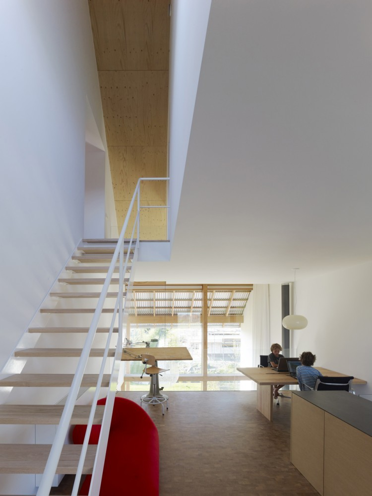 zachbalbino:  Double Dwelling in Den Hoorn / DP6 Architectuurstudio