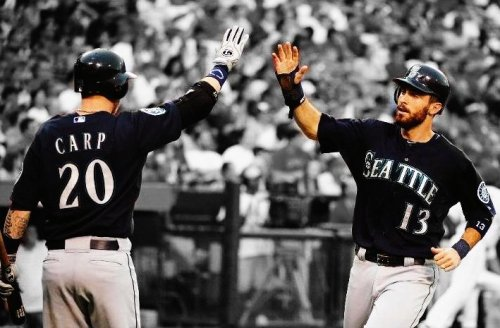 M's stop their 5 game losing streak and beat the Angels 7-4 with strong performances by Iwakuma, Jaso, Robinson and Ackley!