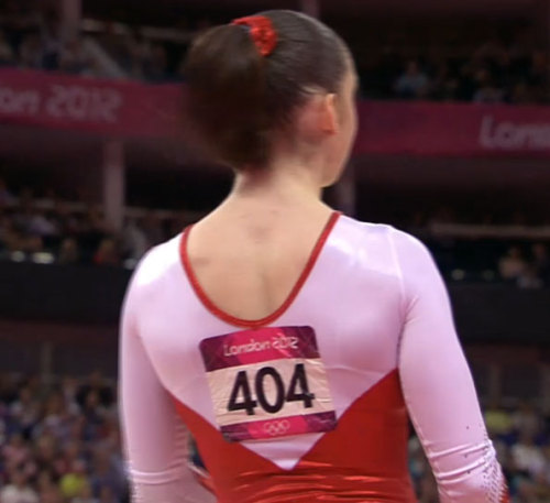 Gymnast not found. THIS BLOG. THIS!