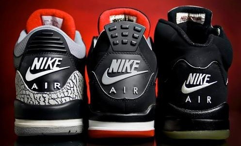 soleplaneny:  Bring back the NIKE AIR!
