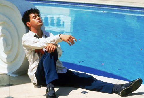 Less Than Zero :: Still one of my all time favourite teen comedies from the 80s. It's SO real. It's SO hardcore. It was sad that this was Jami Gertz's last motion picture - I wish! And where's Demi Moore and Rob Lowe when you need them? Some brat pack?! Thank god for James Spader.
