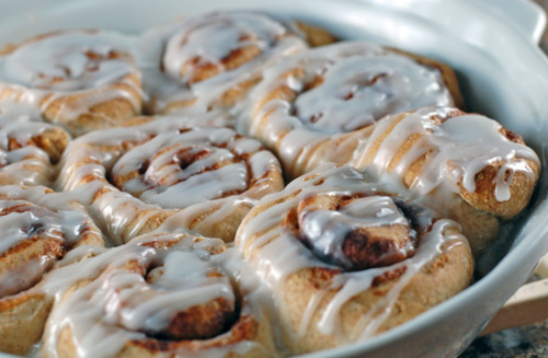 Whole Wheat Cinnamon Rolls …okay, so I wouldn't say these are very healthy, but I've been craving cinnamon rolls and if you are too then you might as well make it a tad bit healthier with whole wheat flour!