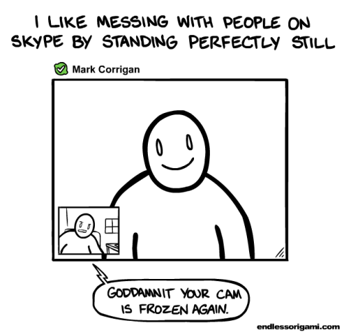 laughingsquid:  Messing With People On Skype