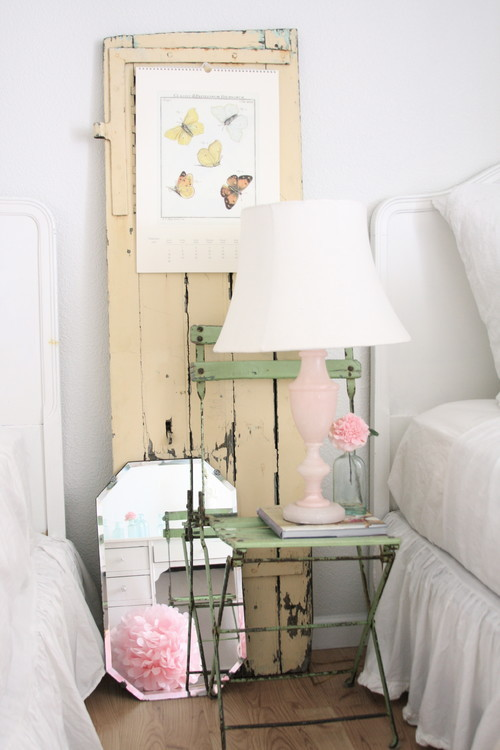 Vintage bedroom inspiration