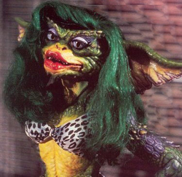 How Candee wishes I see her as a gremlin she ain't this fly one!!!!! She the ugly kind