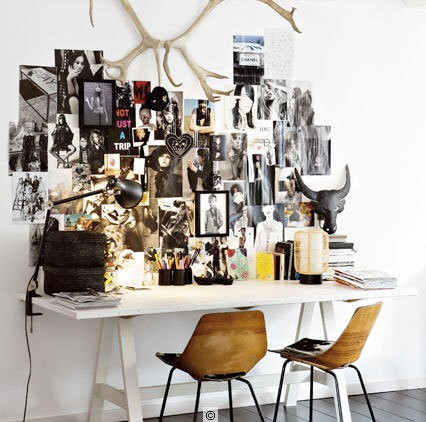 homeandinteriors:  Workspace ideas