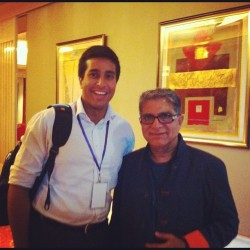 Snapped a pic #deepakchopra  (Taken with Instagram at 香格里拉大酒店 | Shangri-La Hotel)