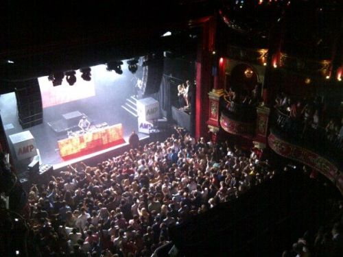 Madeon @ Annie Mac Presents 11th August 2012 - KOKO, Camden.