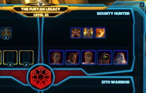 All bounty hunter companions unlocked! - M
