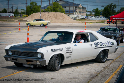 carpr0n:  Renewed Starring: '70 Chevrolet Nova (by John P Sullivan)