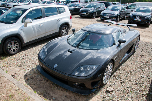Out of place Starring: Koenigsegg CCXR Edition (by BenjiAuto (Ratet B. Photographie))