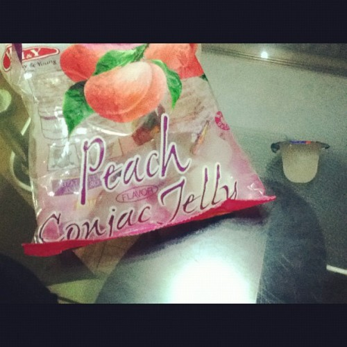 Peach :) (Taken with Instagram)
