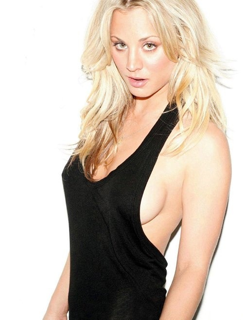 bubbleslingerie:  Kaley Cuoco Maxim Australia - July 2012