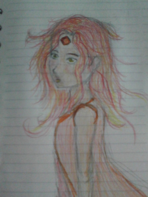 Flame princess