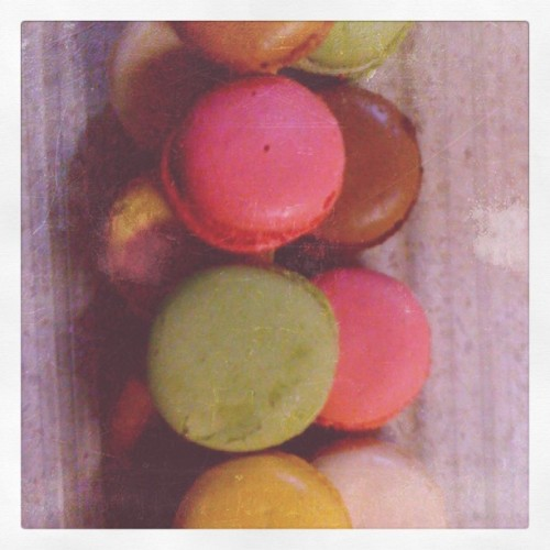 My Fav Macarons :) (Taken with Instagram)