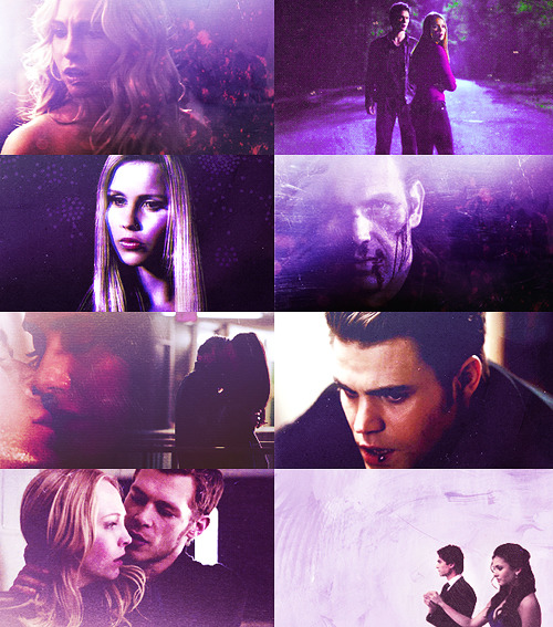 color meme: monsyrell asked you: tvd in purple?