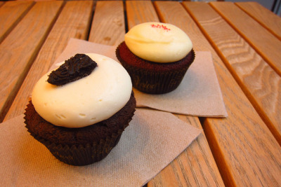Red Velvet Cupcakery by nycblondieandbrownie on Flickr.