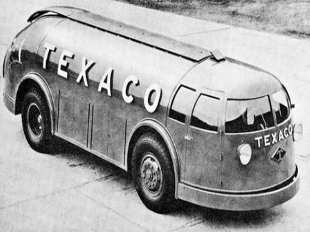 texaco (via yuripasholok: Diamond T Doodlebug)