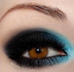 .makeup.inspiration. will try this out this Saturday! <3