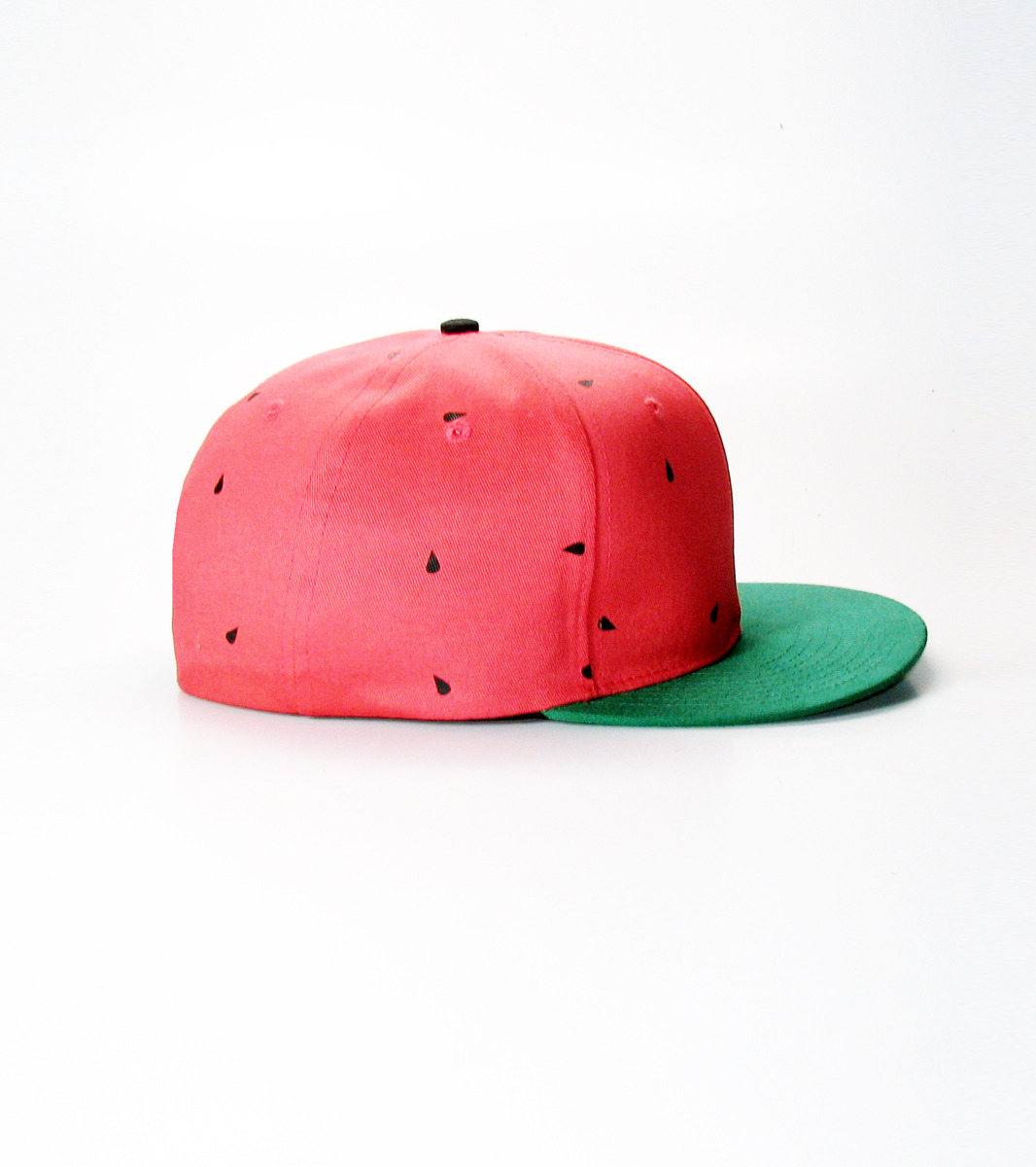 themaxdavis:  Oliver Clark's Watermelon Print Fitted Hat Pre-order for $20 at Oliver Clark