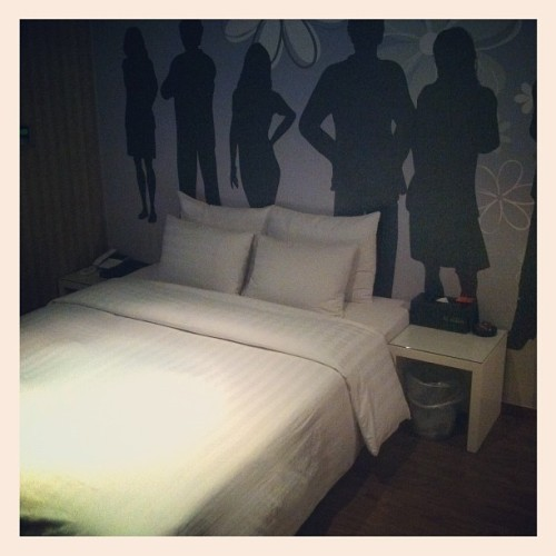 #AtNoonHotelShinchon in #SouthKorea (Taken with Instagram at At Noon)