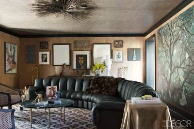 designer: kelly wearstler source: elle decor