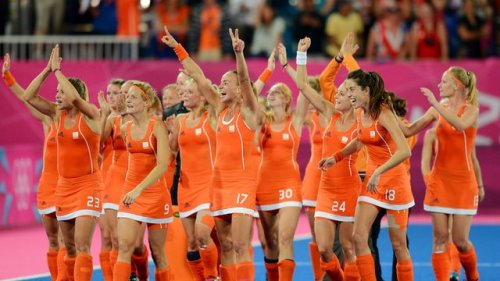 (via BBC Sport - Netherlands women win Olympic hockey gold)