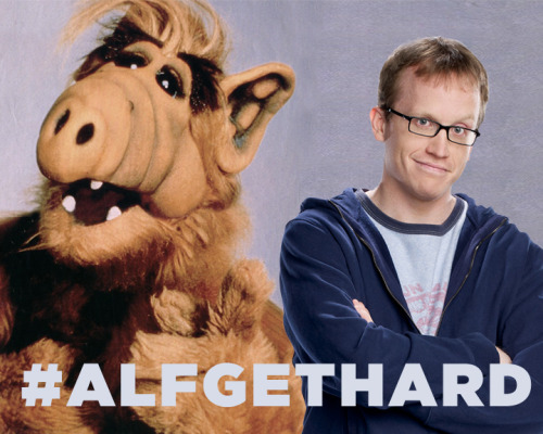 Thanks for the image, Shana.  Still no word from the makers of ALF.