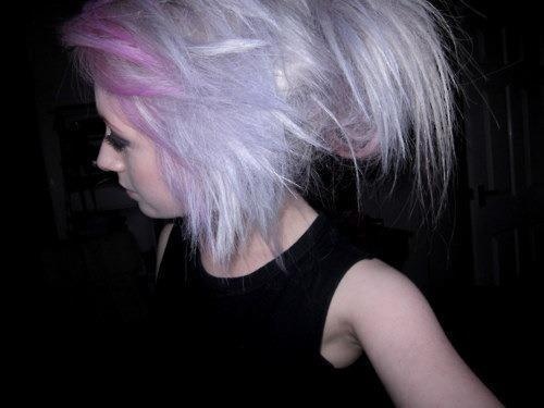 My hair's gonna be like this soon