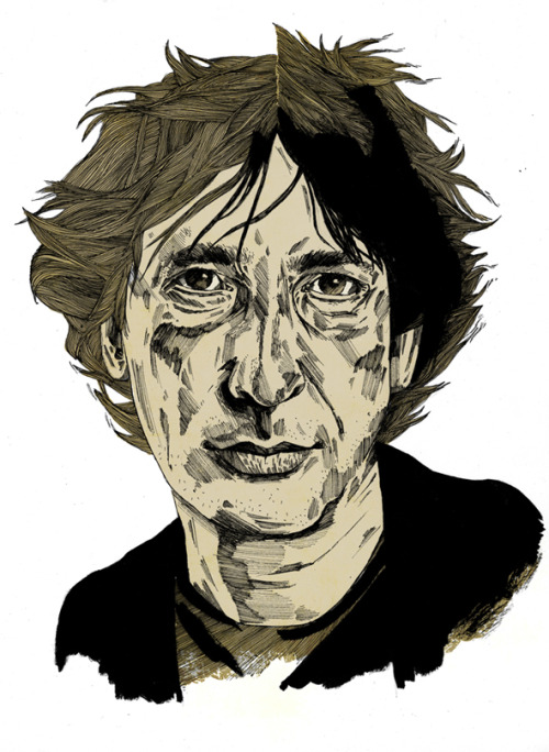 andychristofi:  Neil Gaiman  Bloody hell… That's really wonderful.