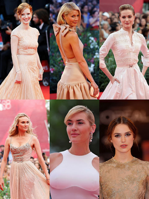 2011 Venice Film Festival top looks