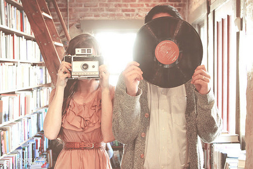 soyunasirenaaa:  coffe and love by We don't care about the young folks on Flickr.