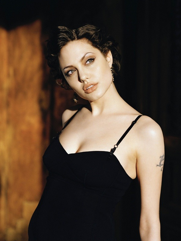 Angelina Jolie by George Holz
