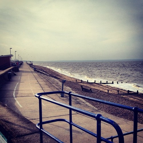 Yesterday in Sheerness UK.  (Taken with Instagram)