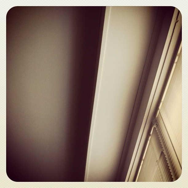 muffled morning light, soundtrack by the xx (Taken with Instagram)