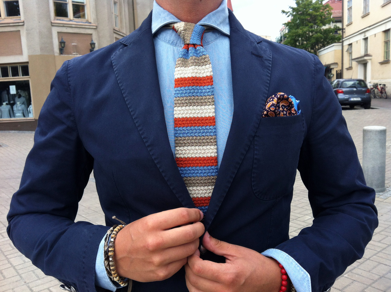 #DressWell all about the details