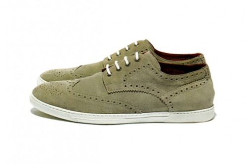 Comme des Garcons x Junya Watanabe MAN x Trickers Fall/Winter 2012 Wingtip Sneaker