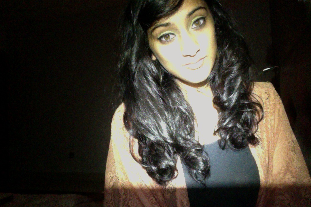 Hooray for crappy webcam pictures!