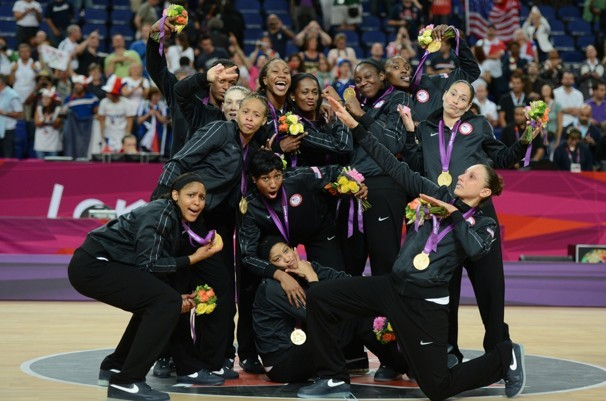 apsies:  Women's Olympic success: a flood that began as a trickle - The Washington Post  In London, the USA women's basketball team stayed in the very same elegant five-star hotel as the men's team led by Kobe Bryant and LeBron James and Kevin Durant. Training table was shrimp risotto. They have traveled and boarded as equals with their male counterparts ever since the Atlanta Games in 1996, for the simple reason that they have played the game so well for so long that the people at USA basketball and the NBA-WNBA had to recognize the stunning accomplishment: They have won an Olympic record five straight gold medals, seven gold overall, with a record of 58-3 since that first Olympics in '76. To repeat: Women who play basketball for our country have lost just 3 Olympic games in 36 years. That's one loss every 12 years. This is how it happens: A dozen women, isolated outliers, are so committed to playing for their country that they will practically starve for the honor. The first American women's basketball team in '76, captained by Pat Head Summitt and featuring Ann Meyers Drysdale among others, had a budget of $500. They held training camp in an unairconditioned gym in Warrensburg, Mo, because it was the cheapest facility they could find, and they begged meals from the rotary club.