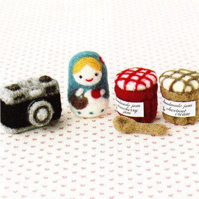 woolimochi:  Make your own miniature everyday life items