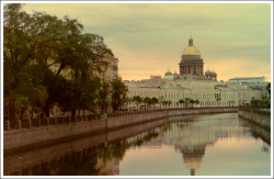 Summernight in St.Petersburg.