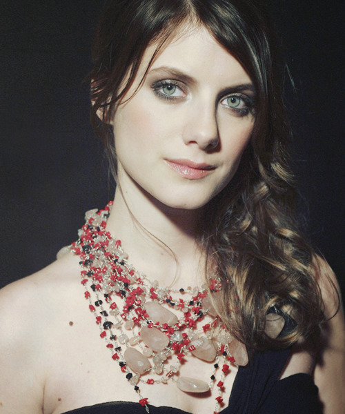 trinketsinthegrotto:  ⇒ 13/25 of Mélanie Laurent