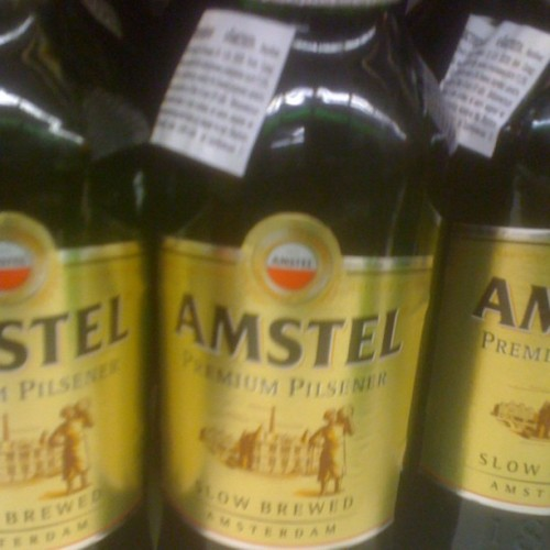 Амстел Дженни фром зэ блак (Taken with Instagram)