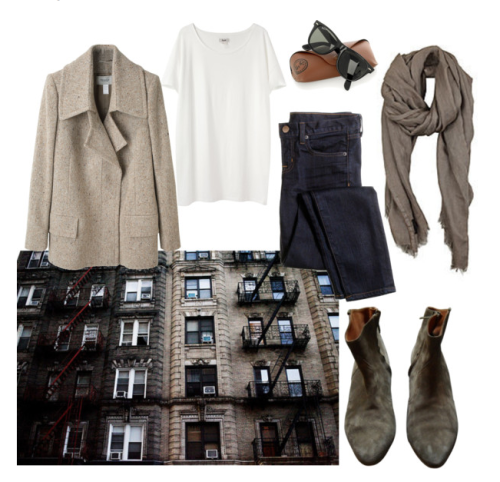 Basics for Brooklyn.